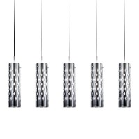 Dimple Suspension Penta, silver (Silber)