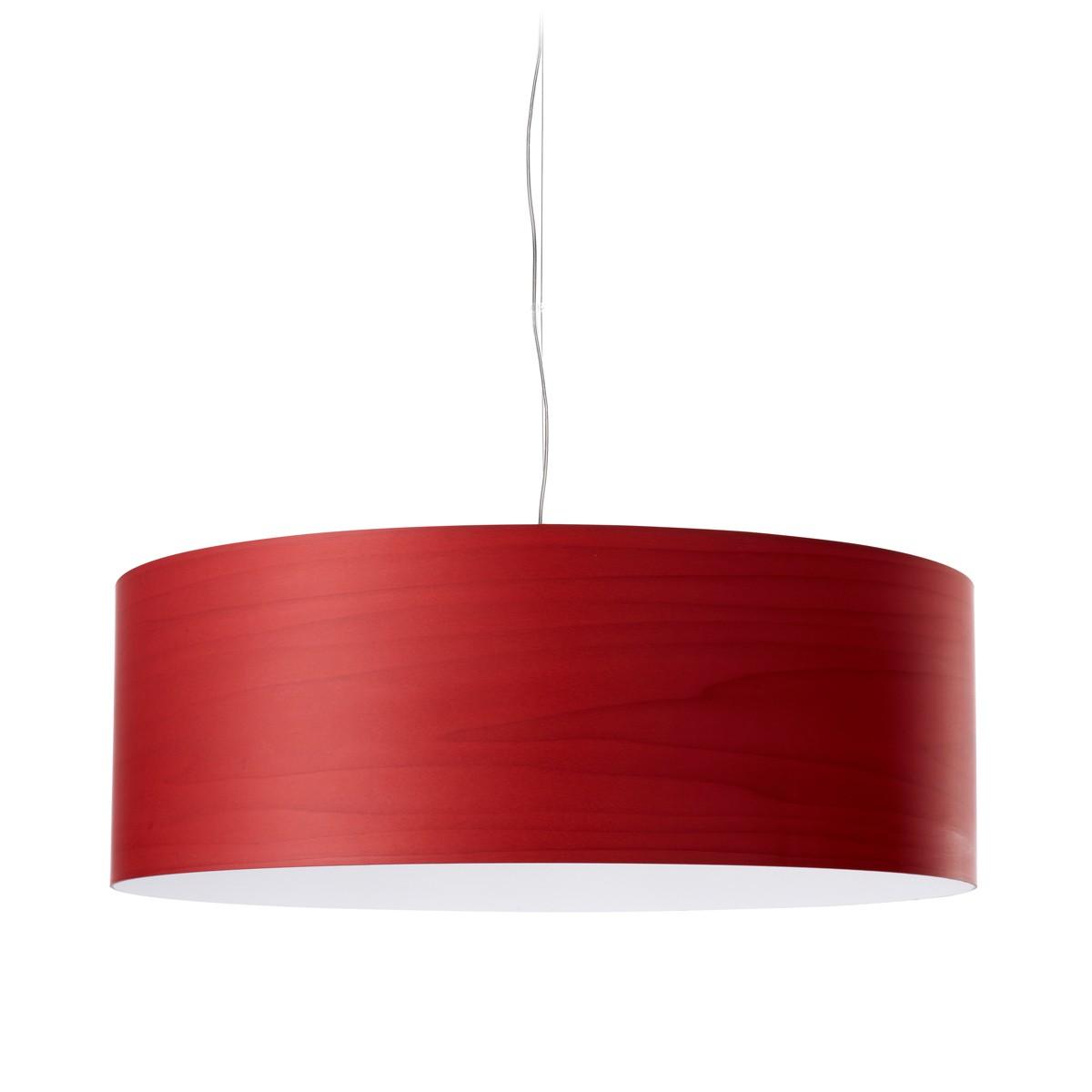 LZF Lamps Gea Large Pendelleuchte, rot