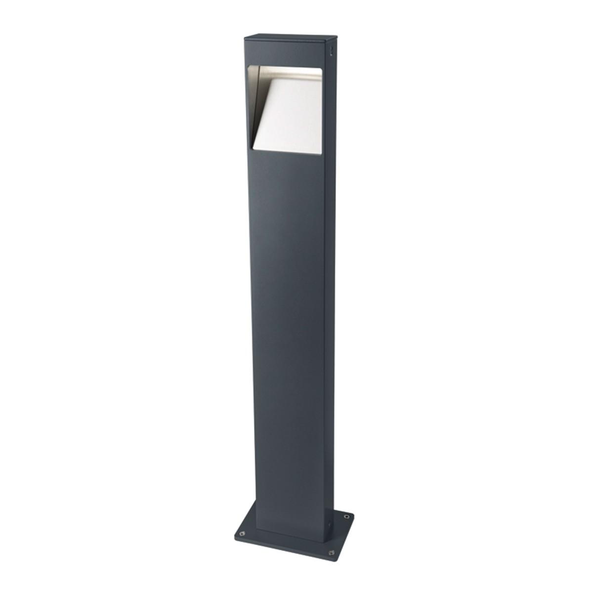 Heibi Strato Wegeleuchte, grau, Höhe: 71 cm