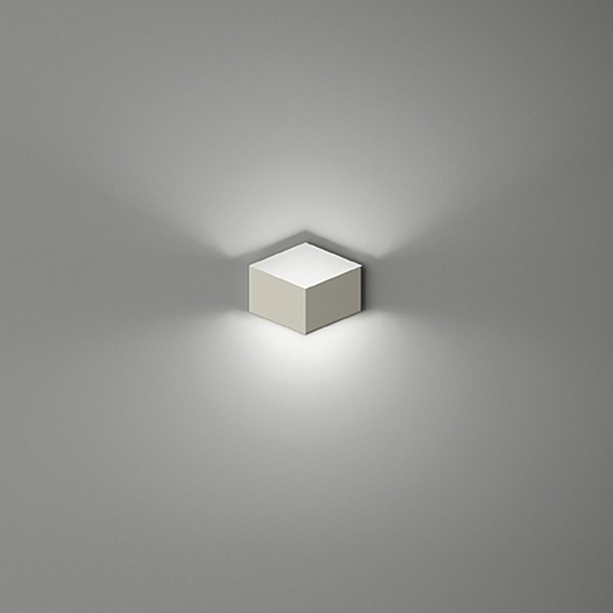 Vibia Fold 4200 Wandleuchte, cremeweiß matt