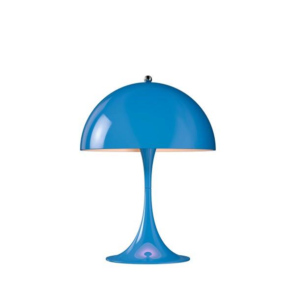 Panthella Mini Tischleuchte, blau