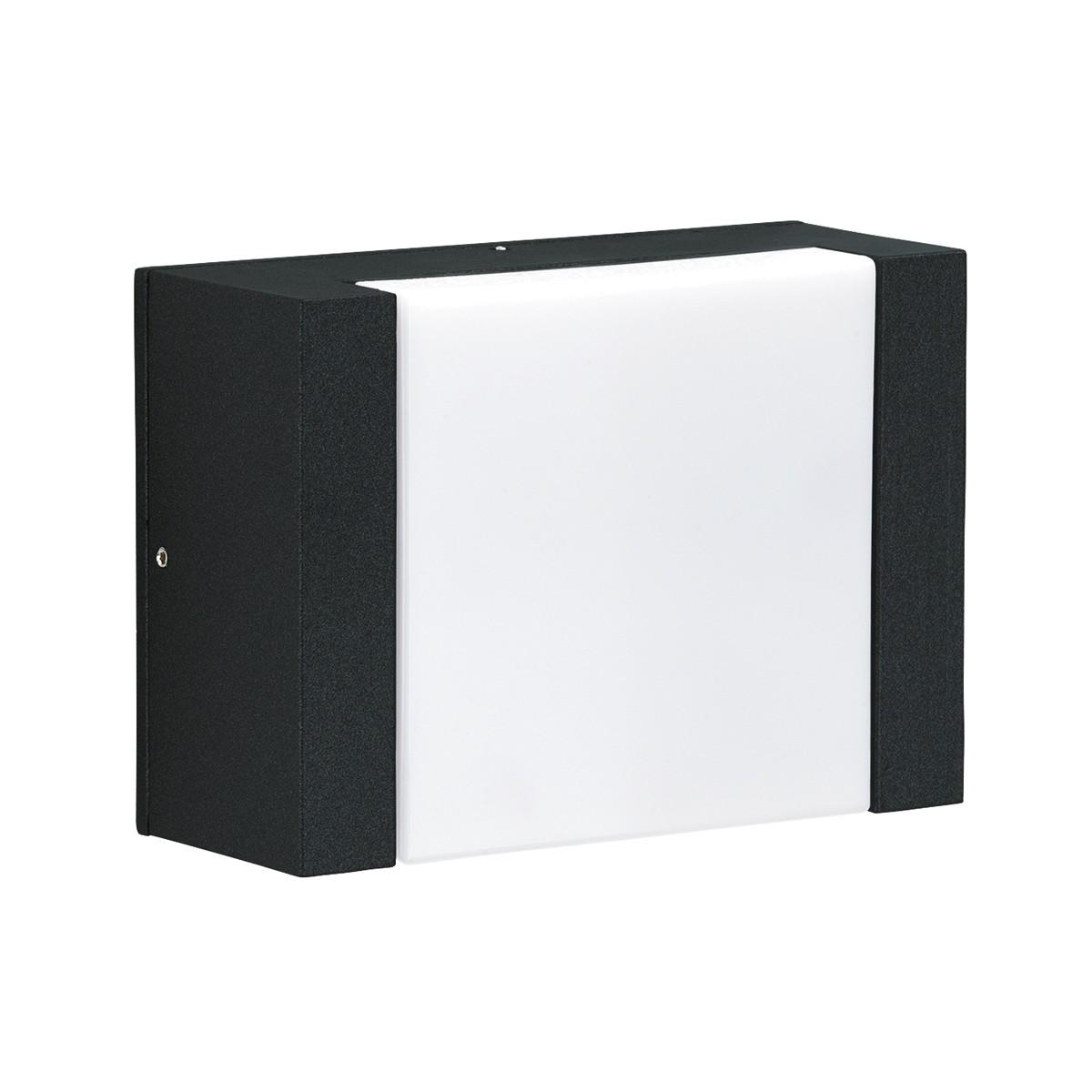 Albert 0331 LED Außenwandleuchte, schwarz