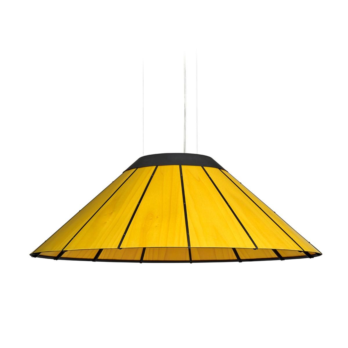 LZF Lamps Banga Medium Pendelleuchte, gelb