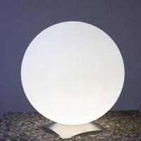 Snowball Außenleuchte, mit Edelstahlfuß, Ø: 50 cm