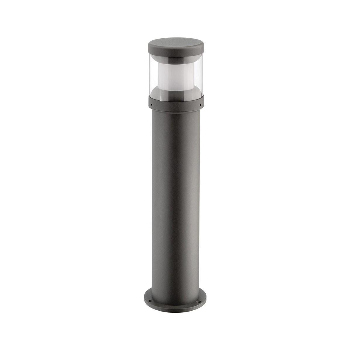 LCD Außenleuchten 1281/1291 LED Pollerleuchte, graphit