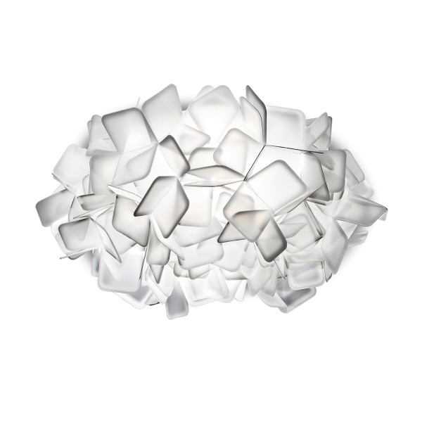Slamp Clizia Ceiling / Wall Medium, white (weiß)