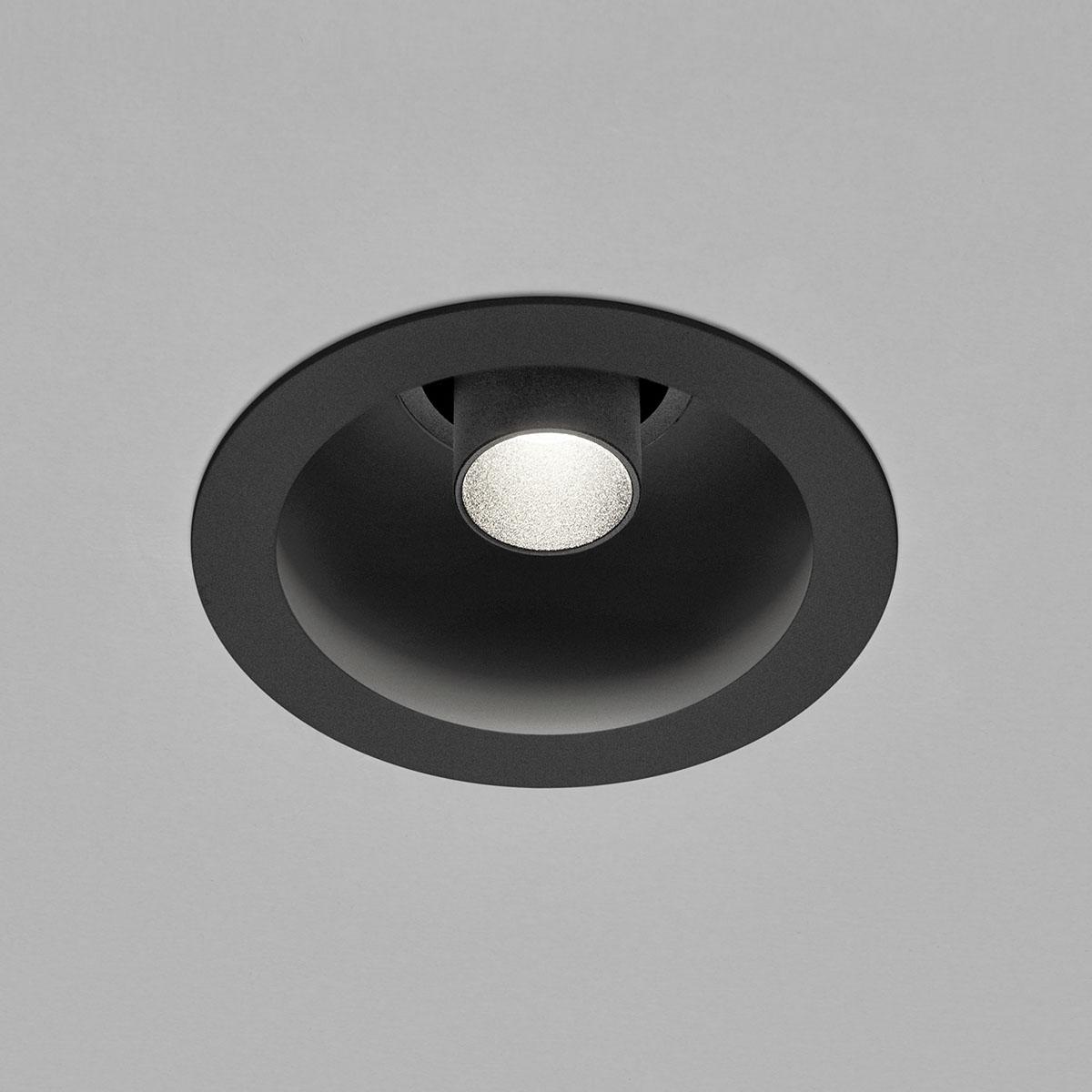 Helestra Run LED Deckeneinbaustrahler, 1-flg. 15/2070.22-22