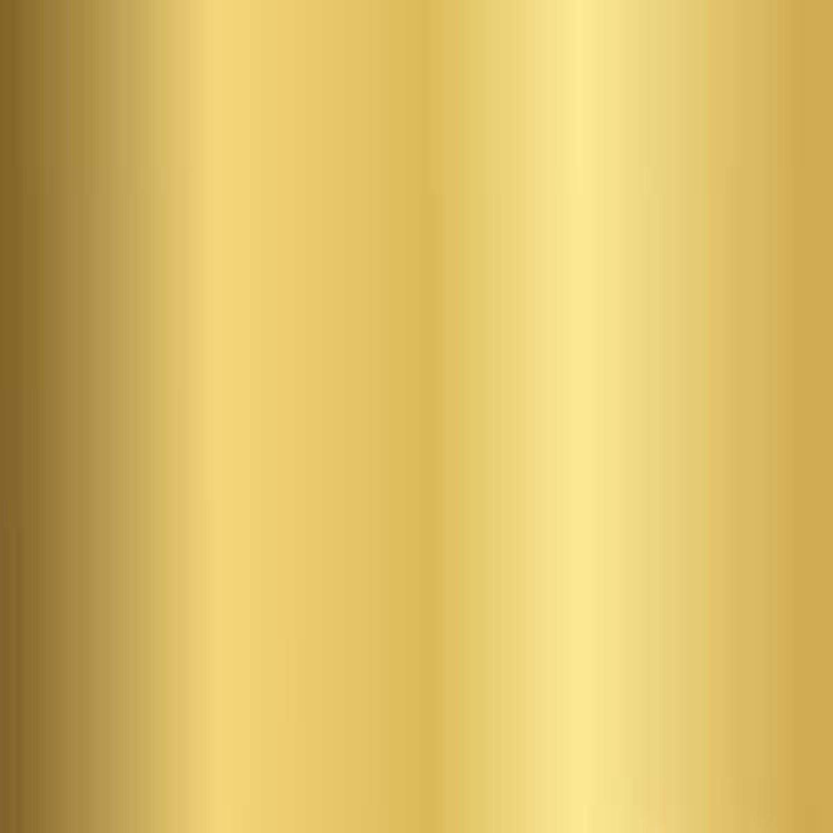 Studio Italia Design Bugia Double Deckenleuchte, 2700 K, Gold
