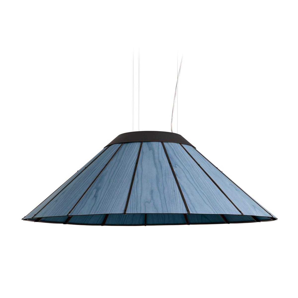 LZF Lamps Banga Medium Pendelleuchte, blau