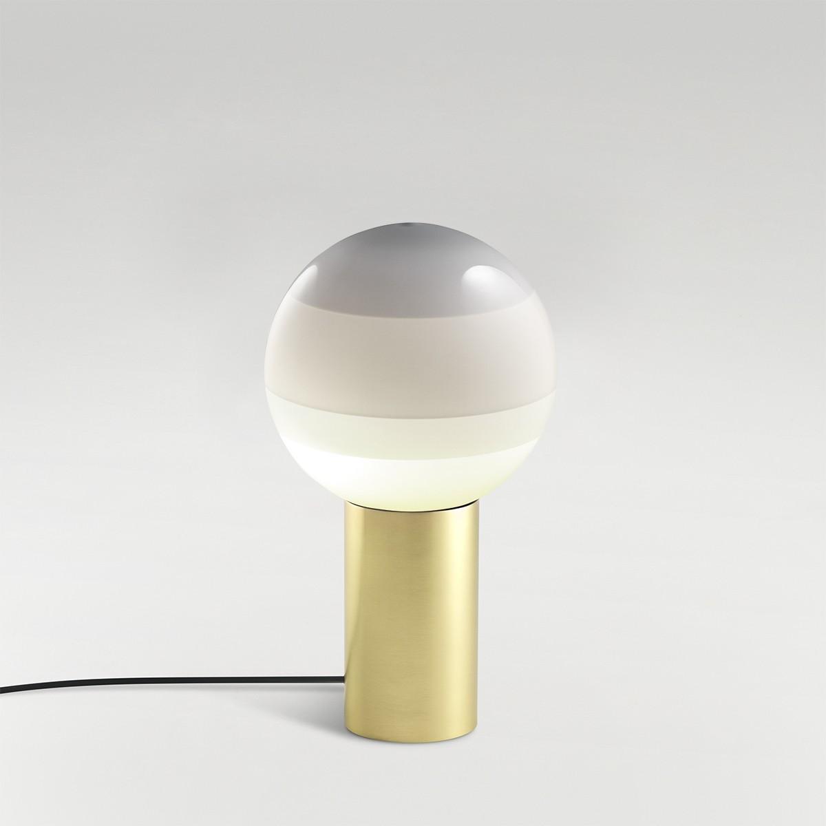 Marset Dipping Light LED Tischleuchte, gebrochenes Weiß