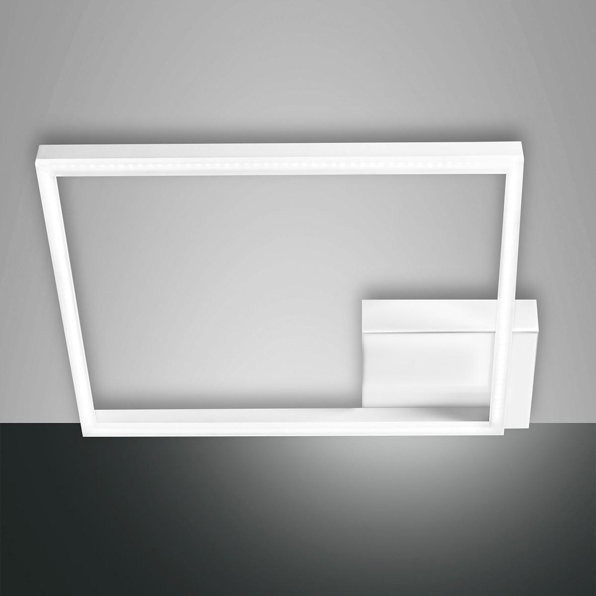 Fabas Luce Bard 3394-61 LED Deckenleuchte, weiß