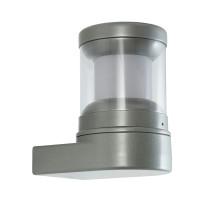 LCD Außenleuchten 1263/1273 Wandleuchte, Silber