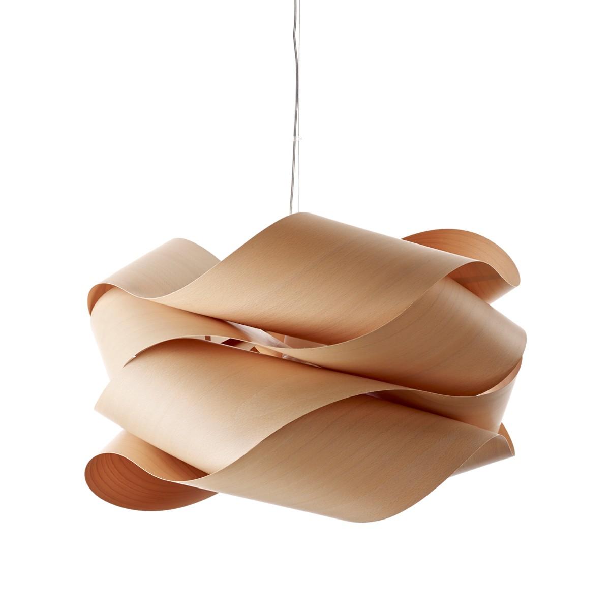 LZF Lamps Link Large Pendelleuchte, Buche