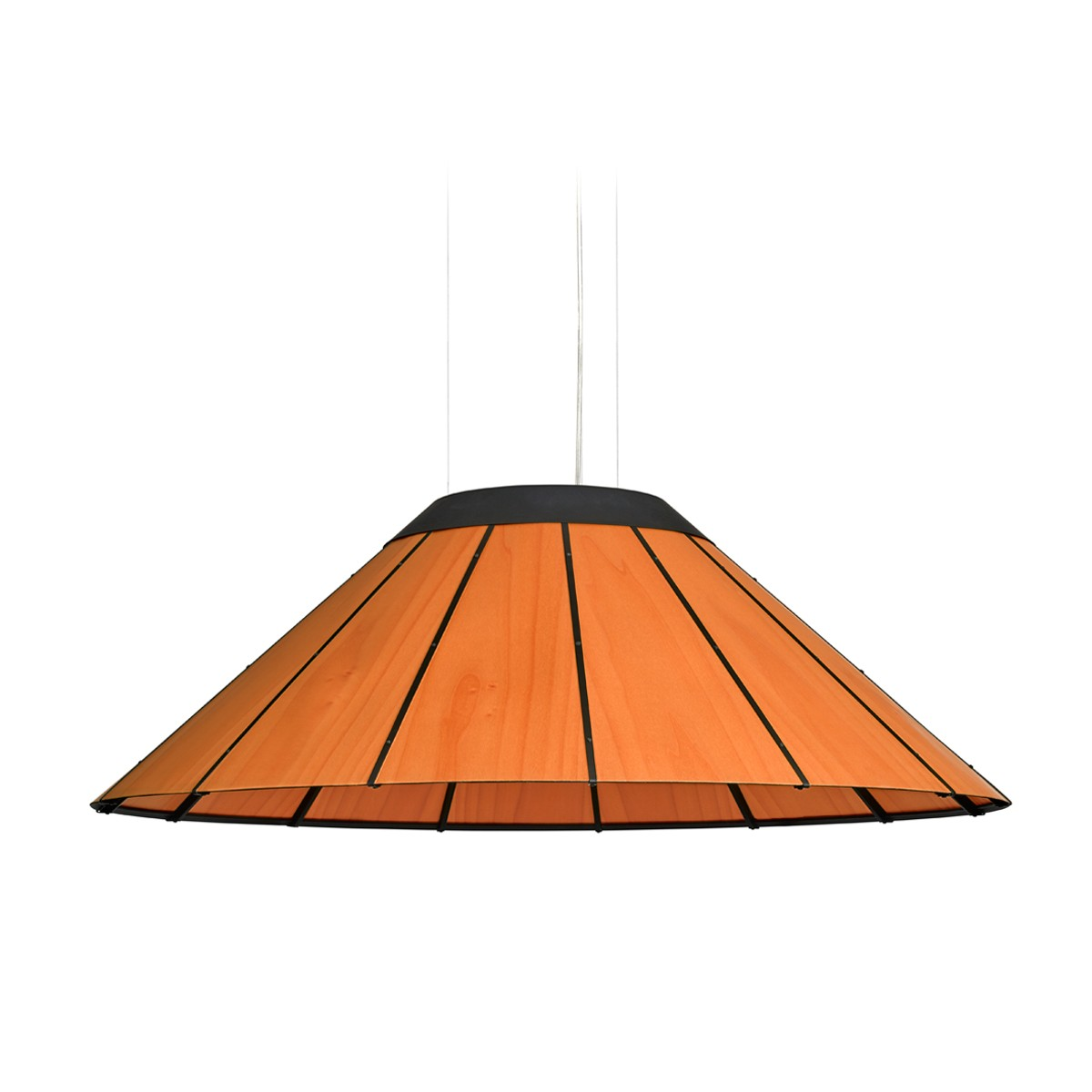 LZF Lamps Banga Medium Pendelleuchte, orange