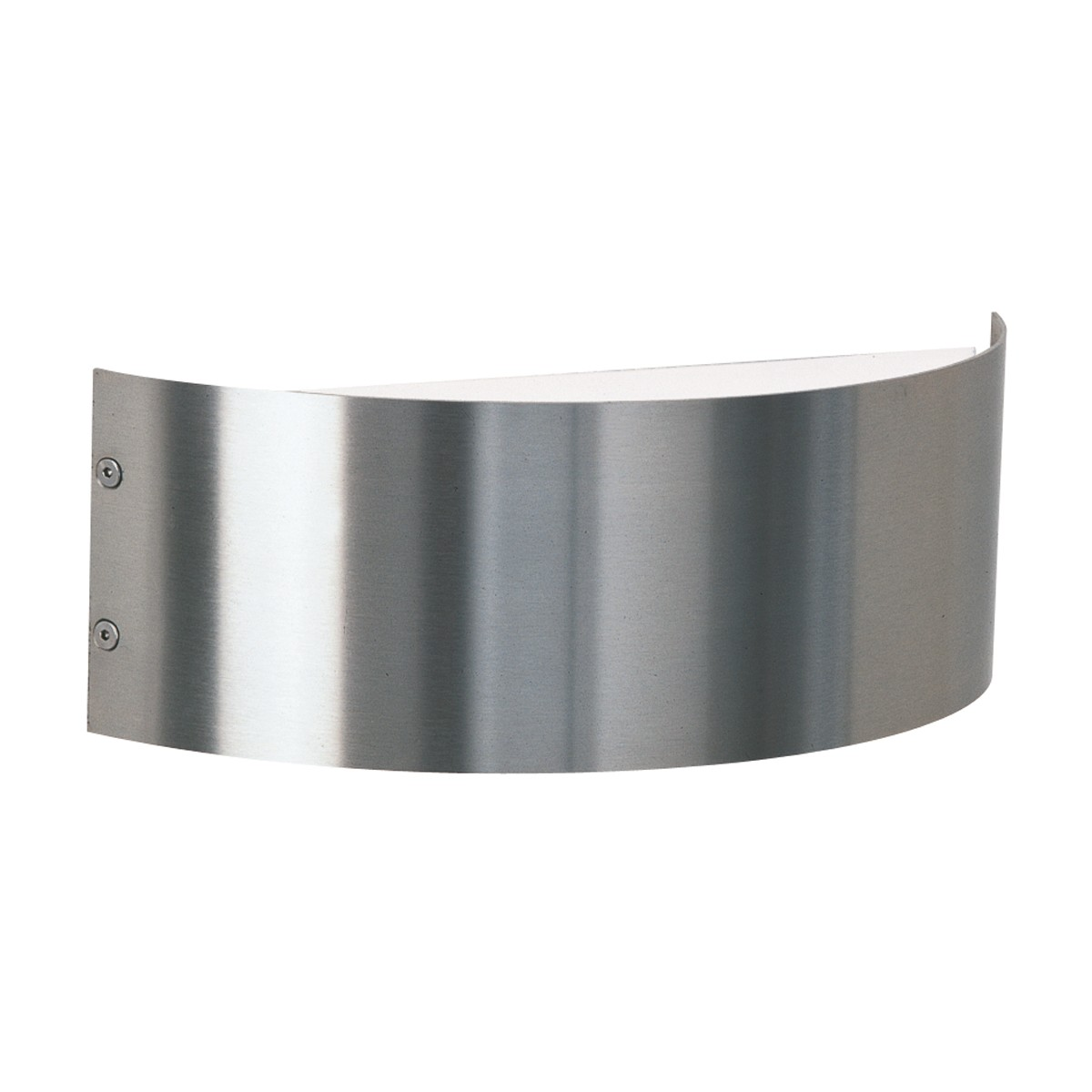 Albert 69634 Außenwandleuchte LED, Breite: 29,5 cm, Edelstahl