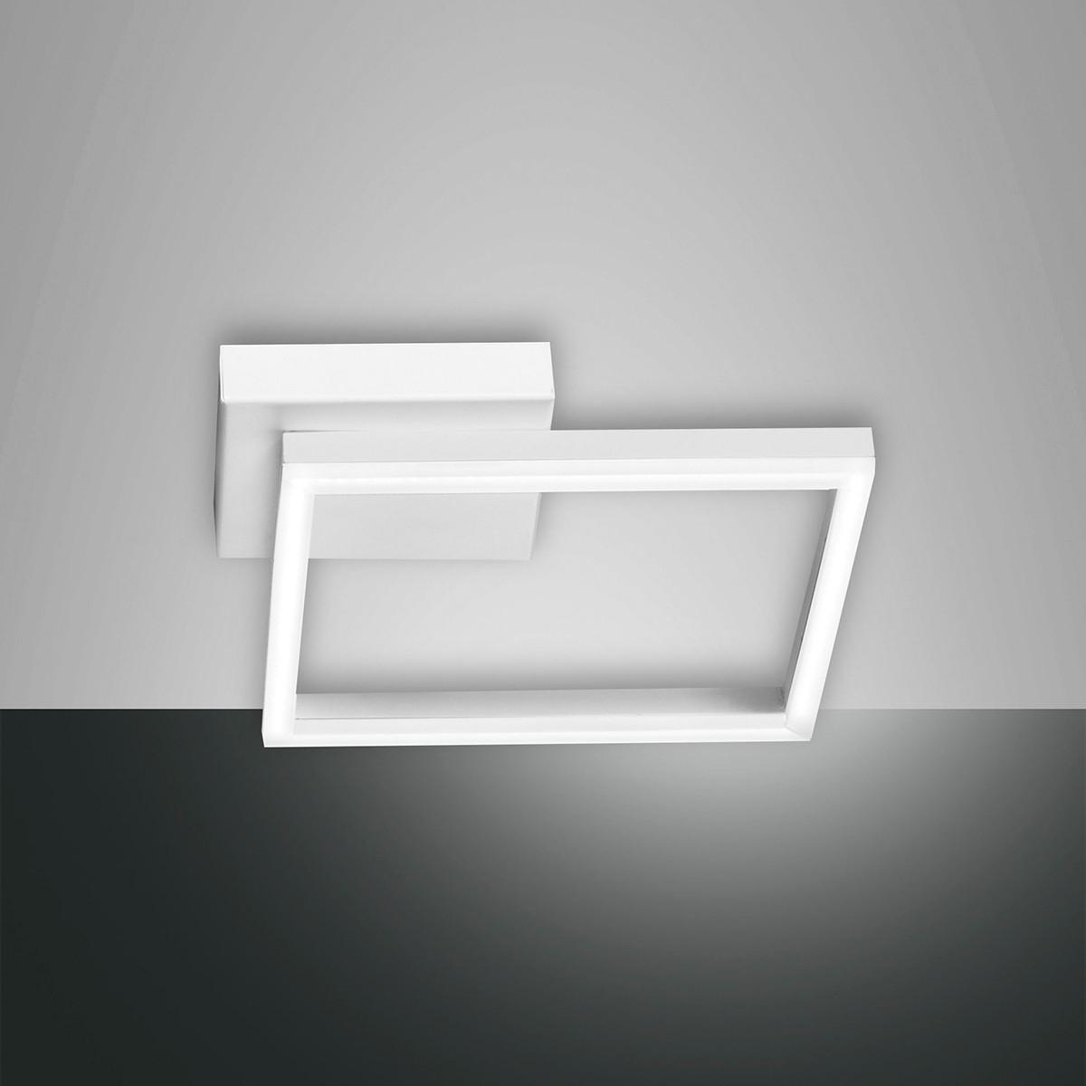Fabas Luce Bard 3394-21 LED Wand- / Deckenleuchte, weiß