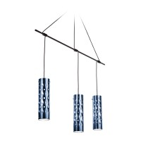 Dimple Suspension Trio, blue (blau)