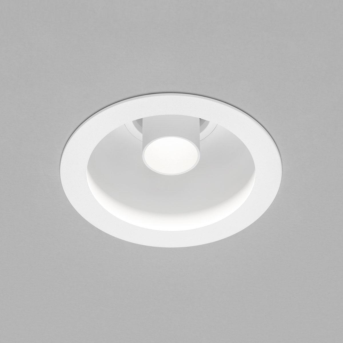 Helestra Run LED 1-flg. Deckeneinbaustrahler