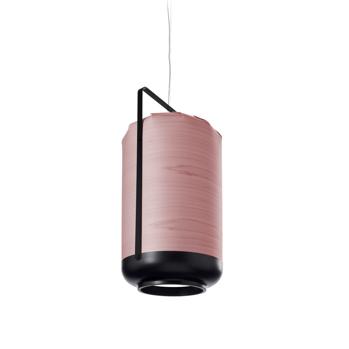 LZF Lamps Chou Tall Pendelleuchte, pink