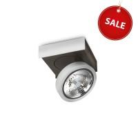 Bonq Deckenstrahler %Sale%, Aluminium, 1-flg.