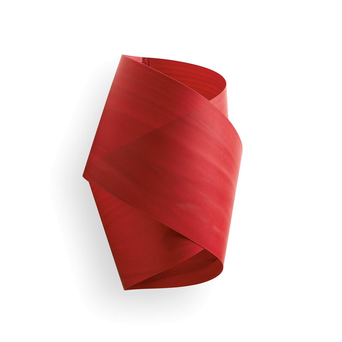 LZF Lamps Orbit Wandleuchte, rot