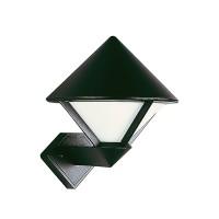 Albert Leuchten 0616 Außenwandleuchte, schwarz