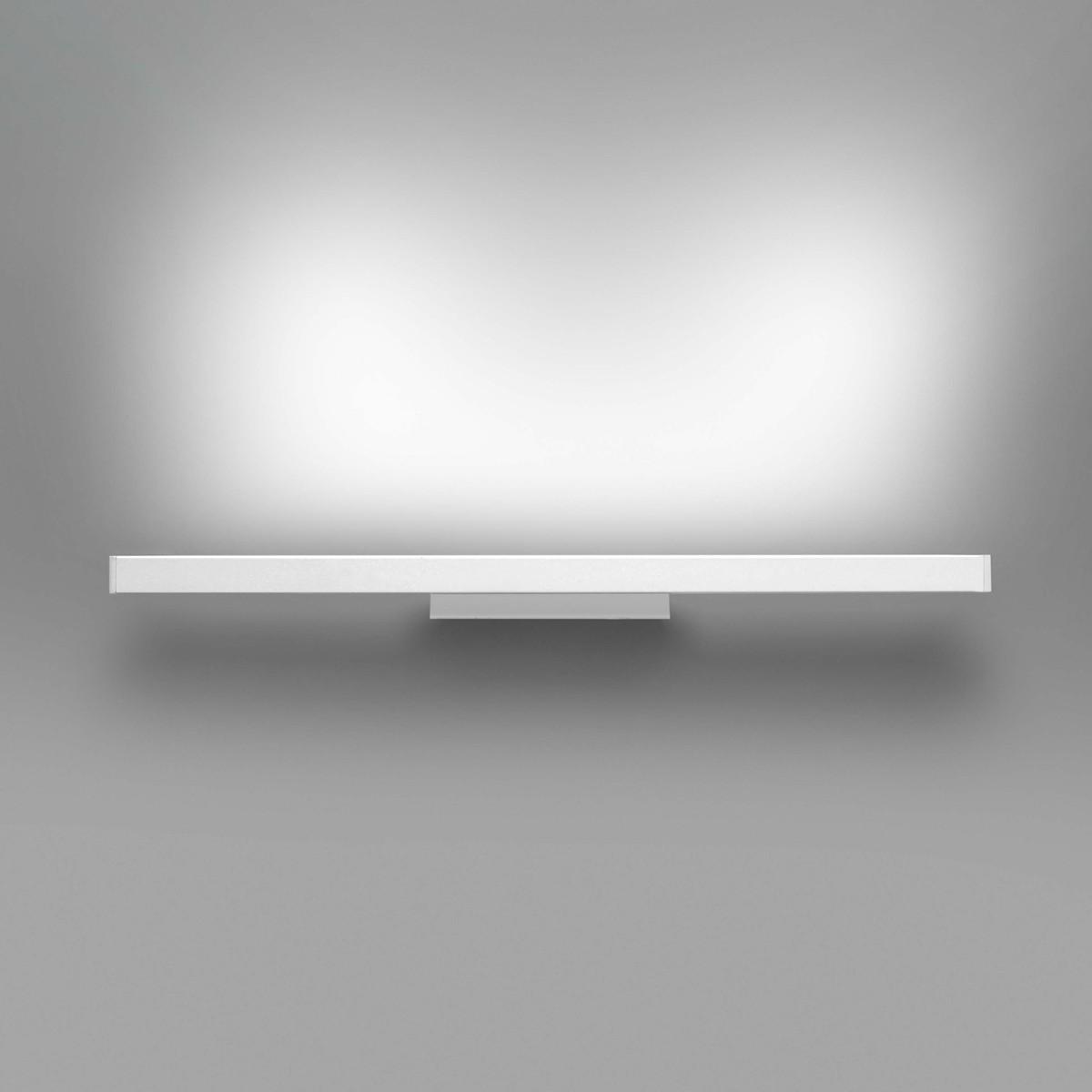 Milan Gil Wandleuchte, Breite: 42,9 cm, weiß