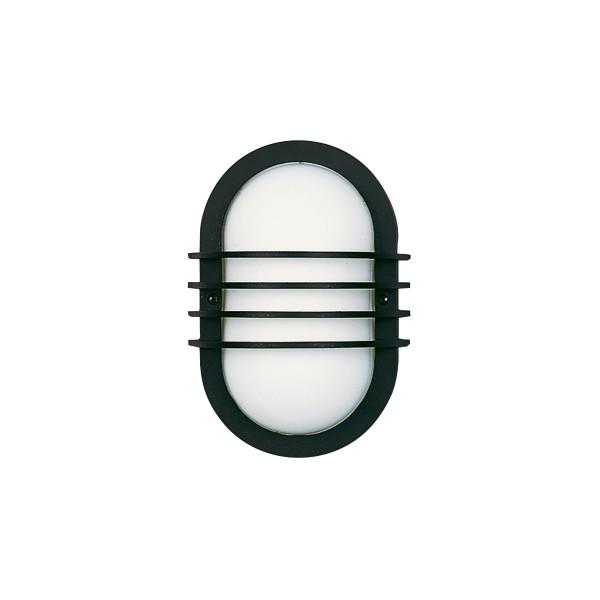 Albert Leuchten 6046 Außenwandleuchte, schwarz