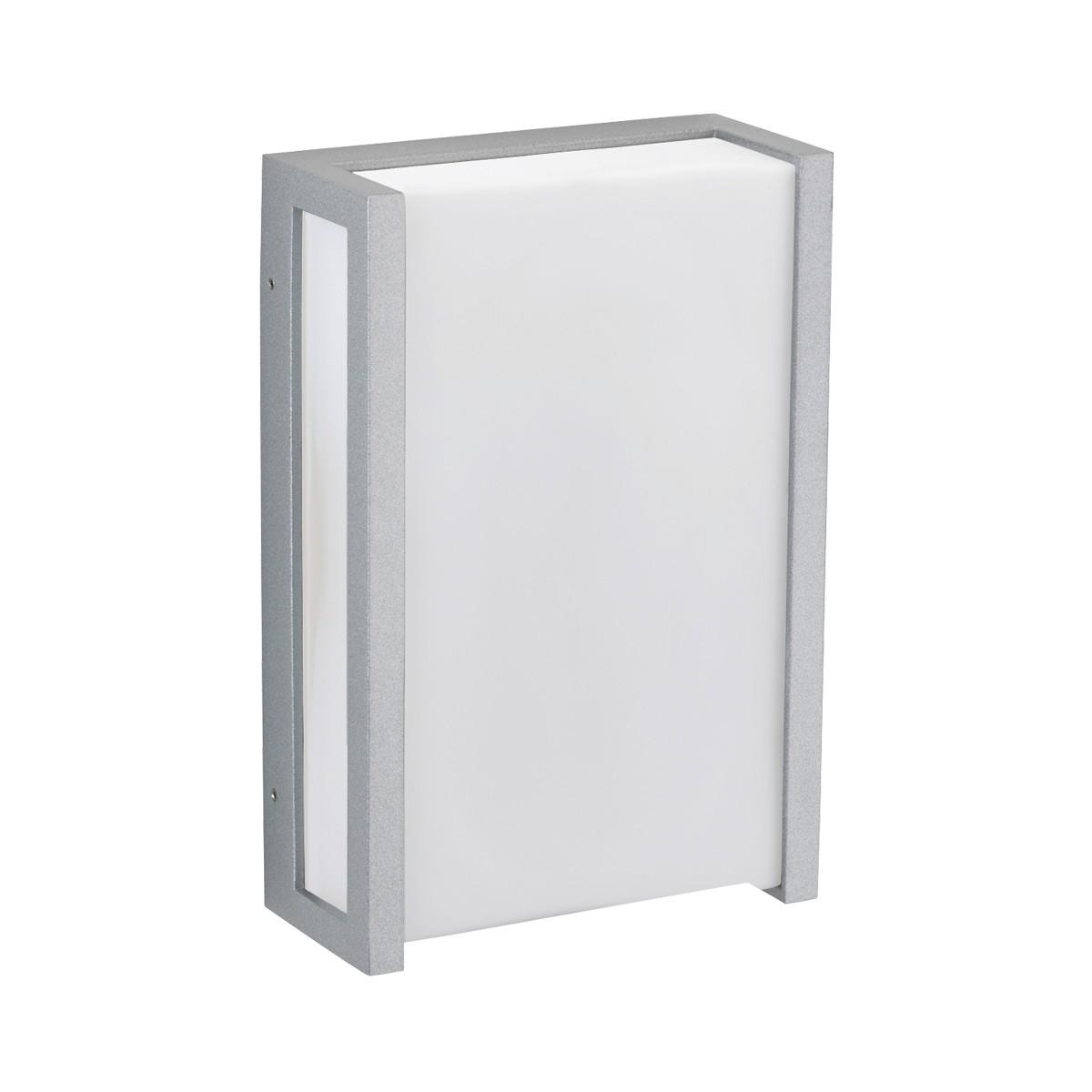 Albert 6400 Wand- / Deckenleuchte, Silber