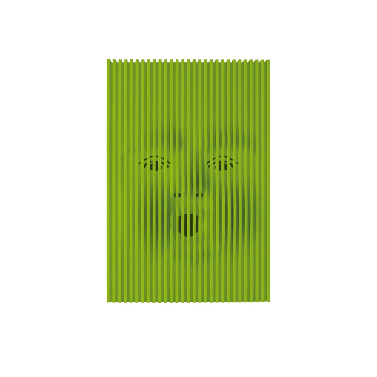 Rotaliana Eolo Tischleuchte, grün