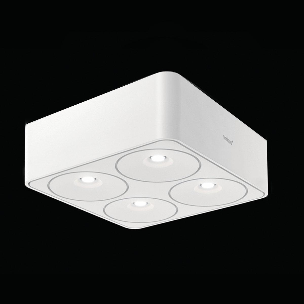 Nimbus Q Four Aufbau 80° LED Deckenstrahler 557-871