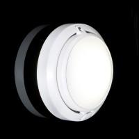 Metropoli 27 LED Parete / Soffitto, Polycarbonat, Gehäuse: weiß