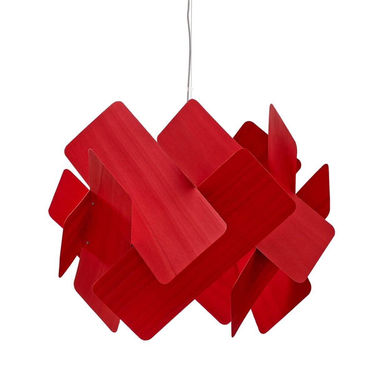 LZF Lamps Escape Large Pendelleuchte, rot