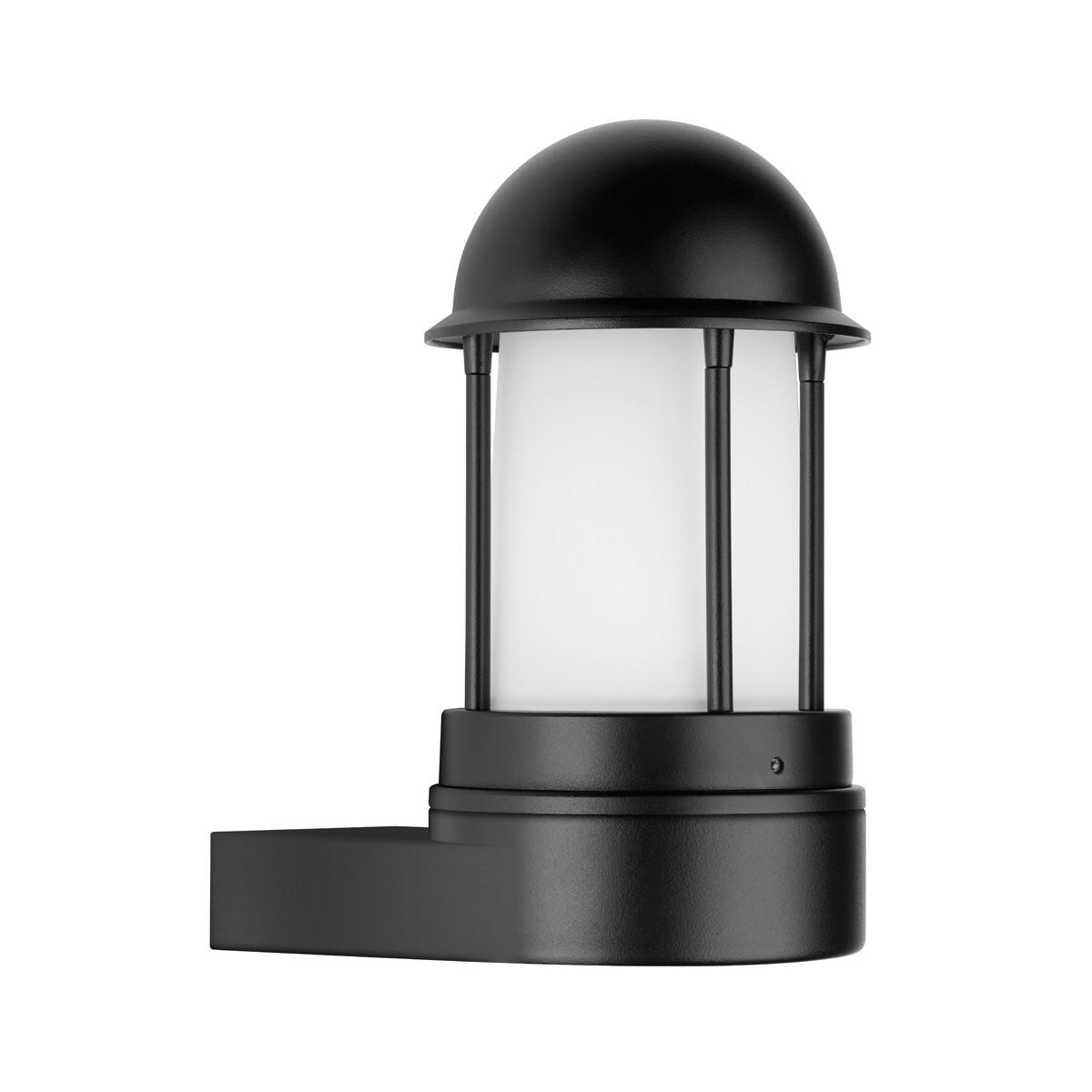 LCD Außenleuchten 1020/1021/1022 Wandleuchte, schwarz