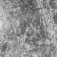 Disco Deckenleuchte, Ø: 60 cm, Silber