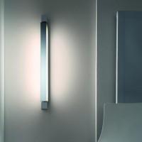Ara 69 Parete LED, weiß/Alu poliert