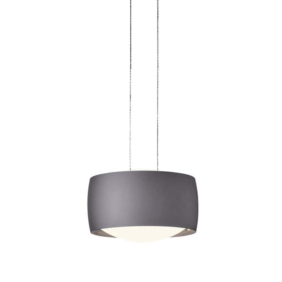 Oligo Grace LED Pendelleuchte, Purple grey
