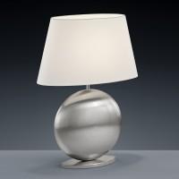 Asolo Tischleuchte, Höhe: 51 cm, Nickel matt