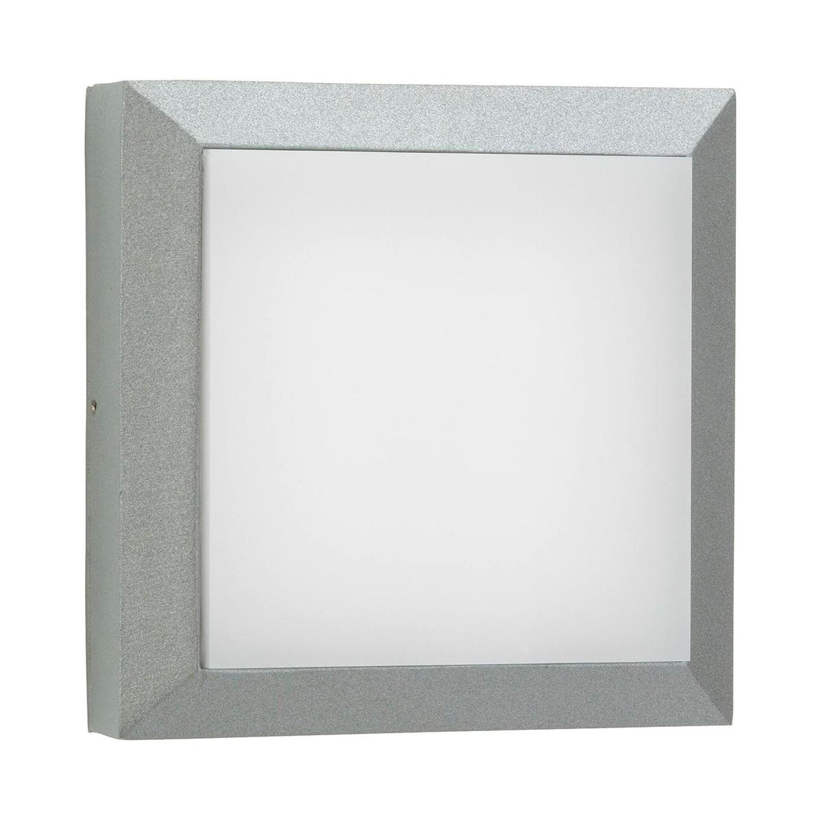 Albert 6562 LED Wand- / Deckenleuchte, Silber