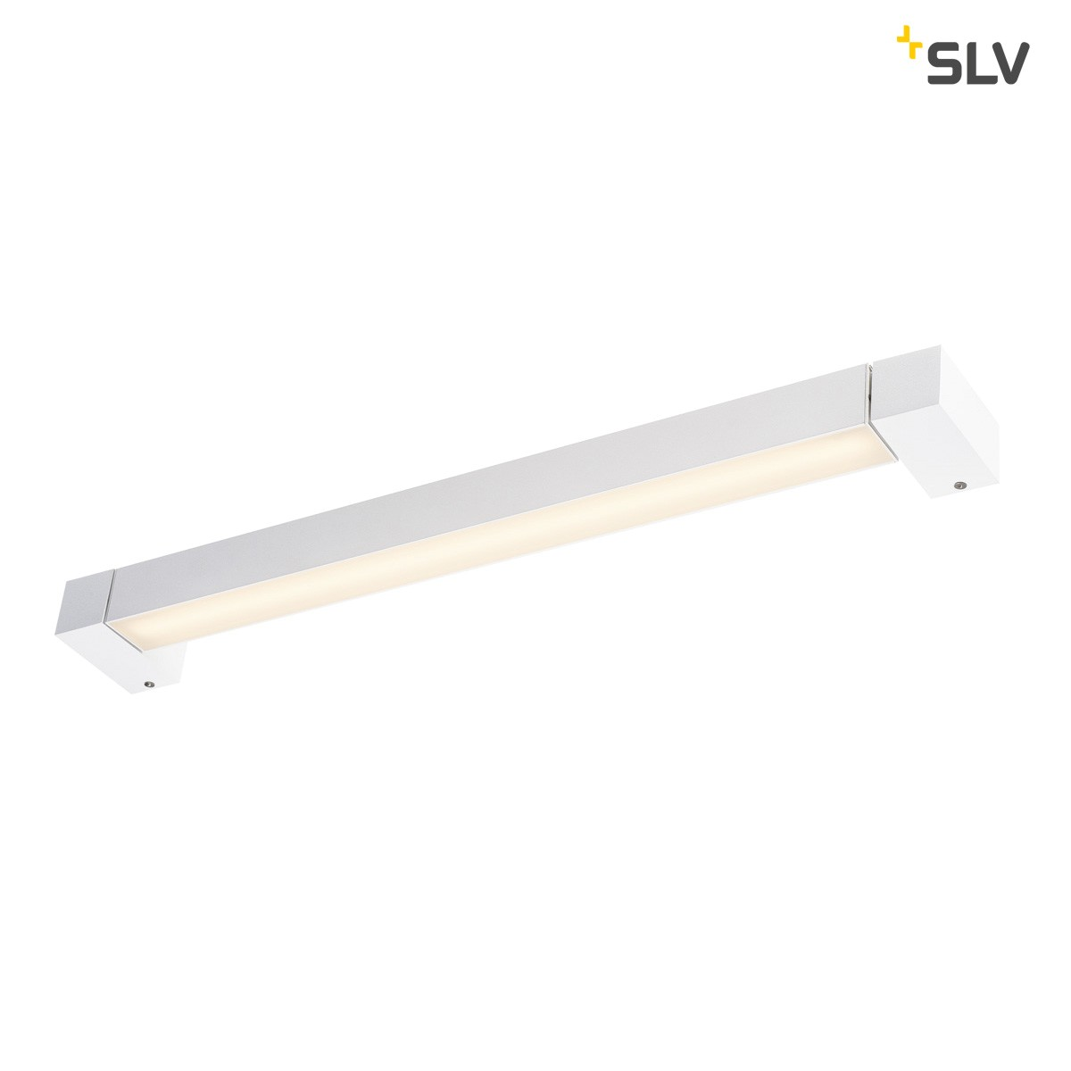 SLV Long Grill Wand- / Deckenleuchte, weiß