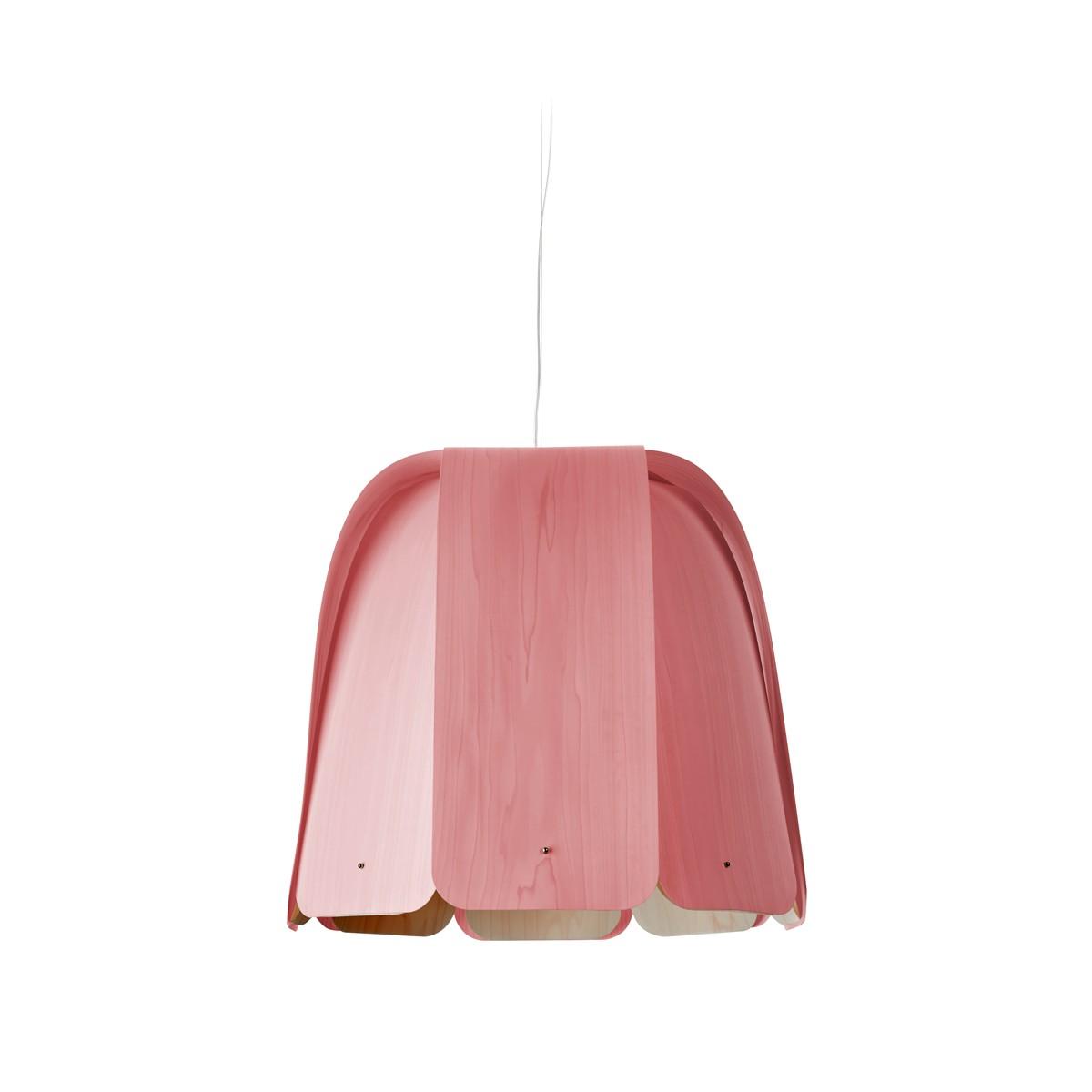 LZF Lamps Domo Pendelleuchte, pink