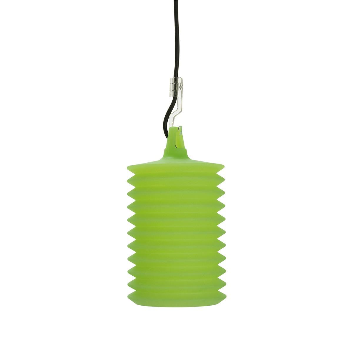 Rotaliana Lampion H2 Pendelleuchte, grün, ohne Stecker