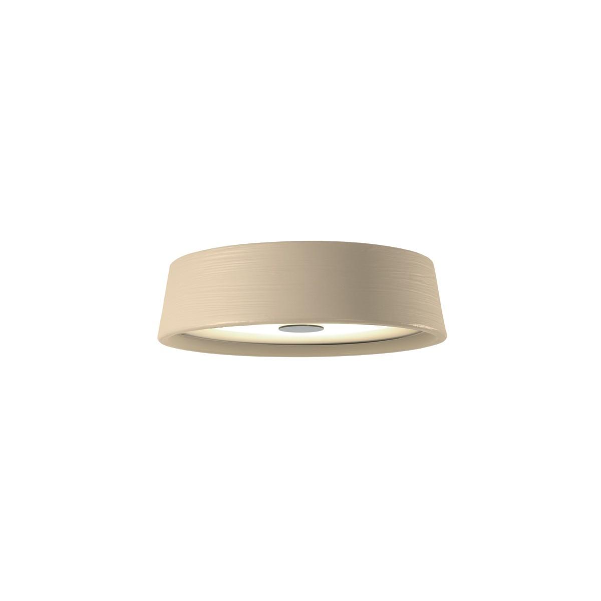 Marset Soho C 38 LED Deckenleuchte, sandfarben