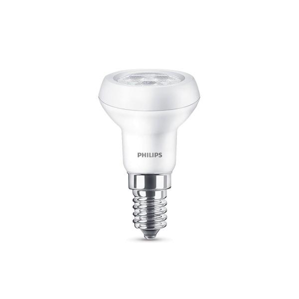 Philips LED Reflektor E14 2,2 W, warmweiß, 36° Abstrahlwinkel
