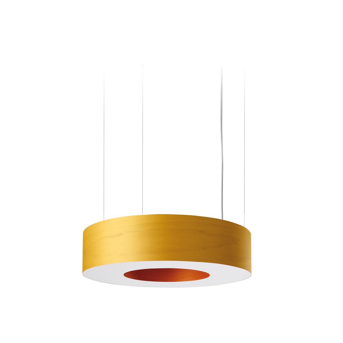 LZF Lamps Saturnia Small LED Pendelleuchte SAT SP LED DIM0-10V 24