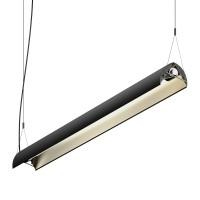 Belux UpDown LED Pendelleuchte 30, schwarz