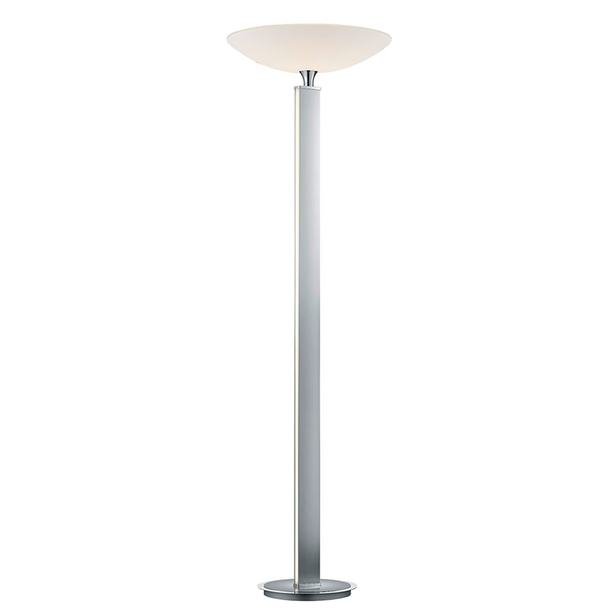 Bankamp Pure F LED Stehleuchte 6084/1-92