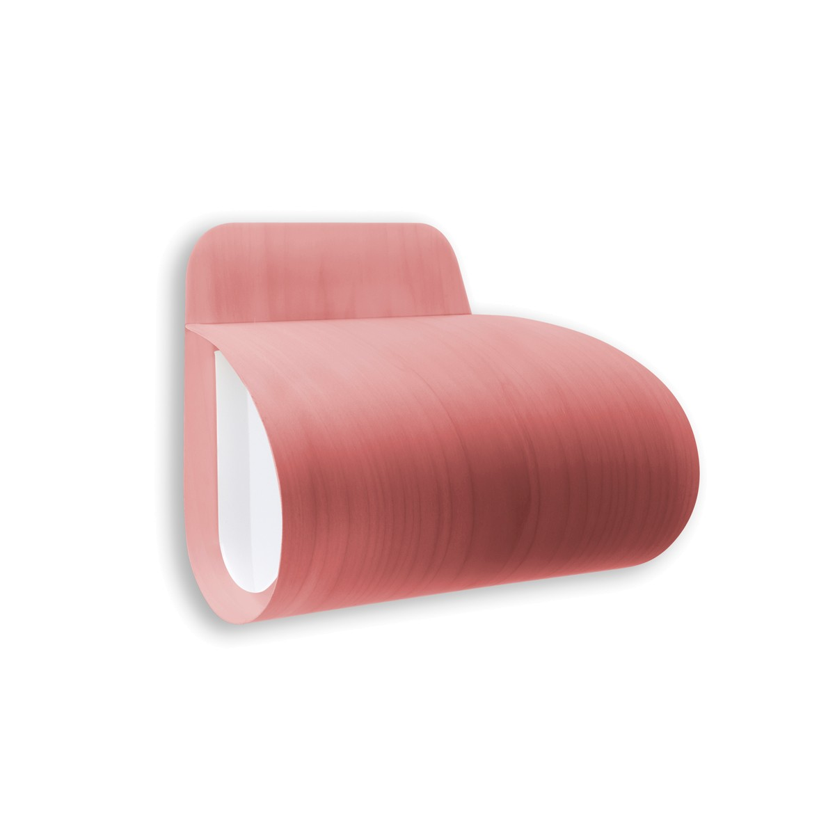 LZF Lamps Pleg LED Wandleuchte, pink
