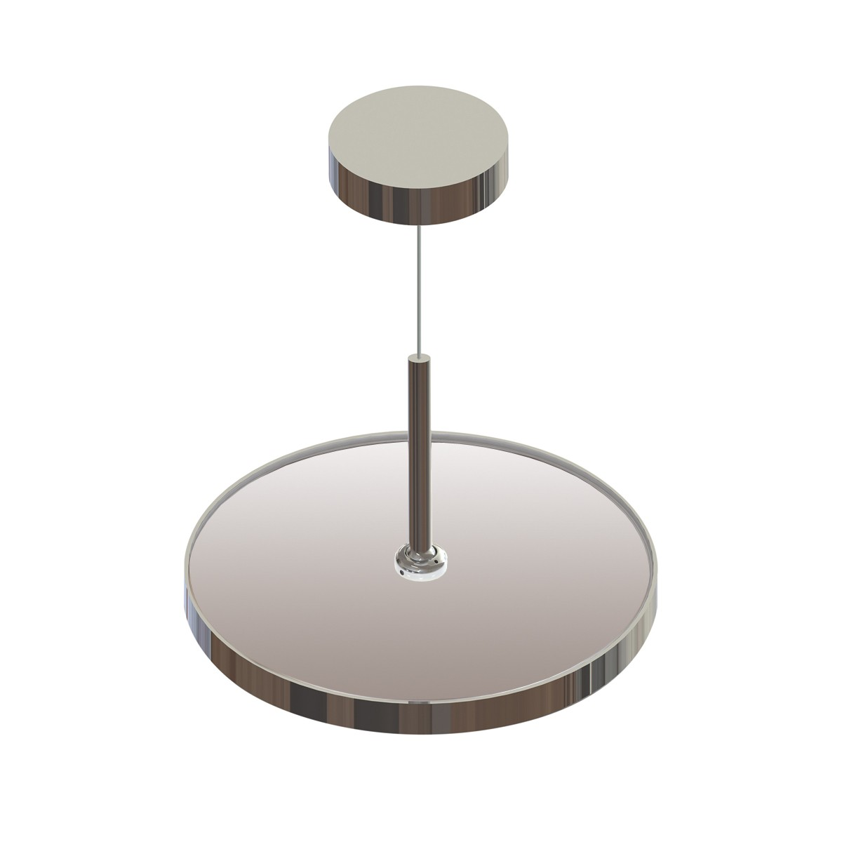 Top Light Sun Swing Ceiling Down Light Pendelleuchte, Ø: 9 cm