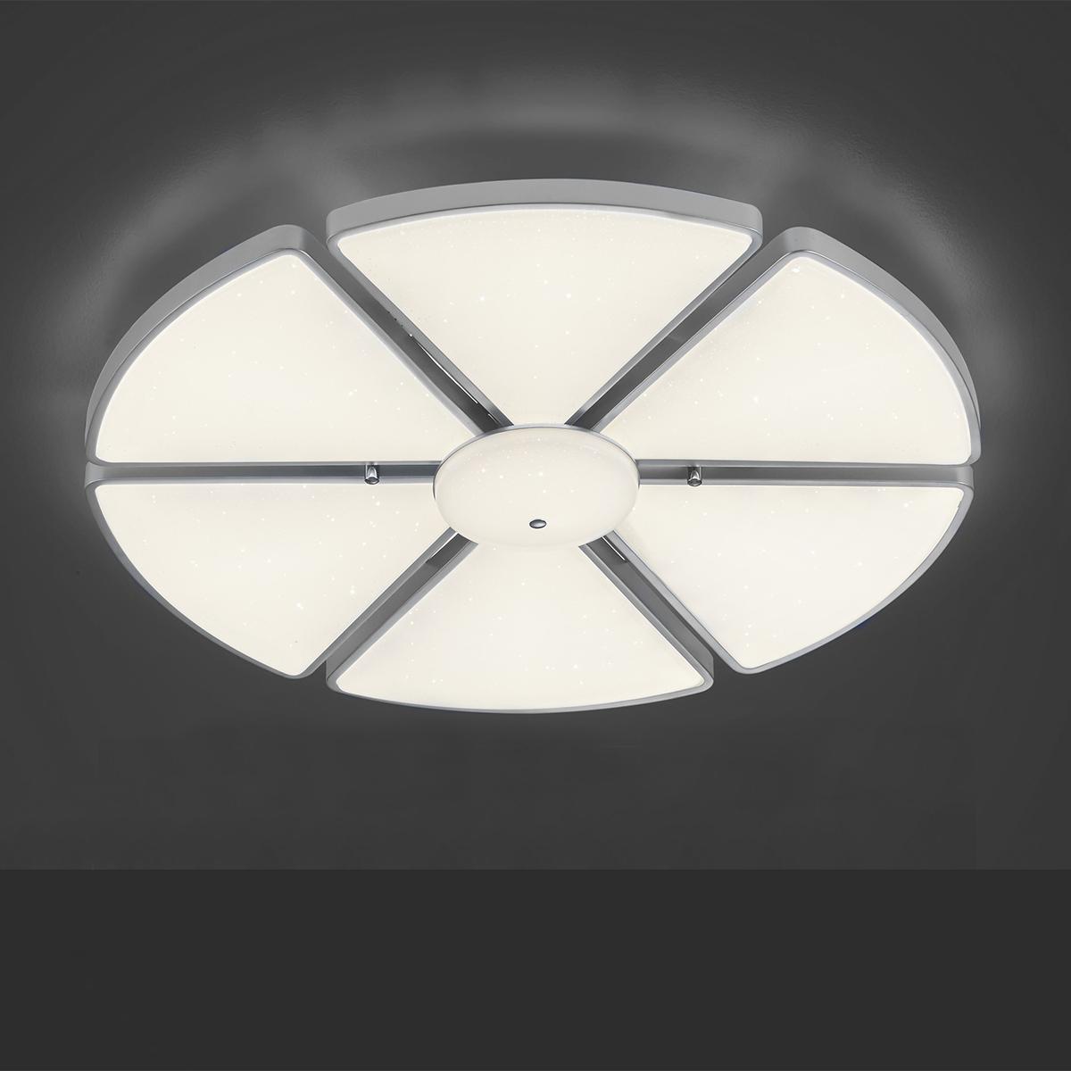 B-Leuchten Tulipano Deckenleuchte 70380/6-33